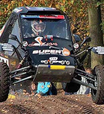 Dakar buggy